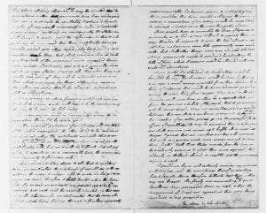 copy of Nicolas Newburgh Letter
