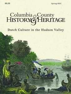 Columbia County History & Heritage magazine