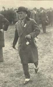 John Bowman courtesy Keeneland Library Collection