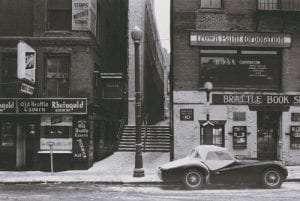 Brattle Book Shop Circa 1950