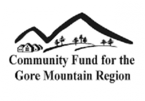 Community Fund for the Gore Mountain Region logo