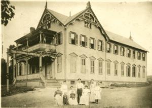 Corinth German-American Club ca 1910