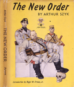 Dust jacket of The New Order