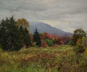 Overlook Mountain by Anton Otto Fischer