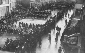 Homecoming of the 370th in Chicago