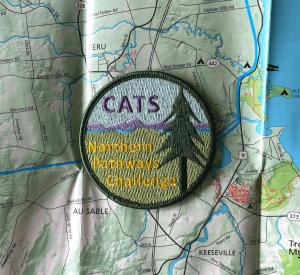 Northern Pathways Challenge patch