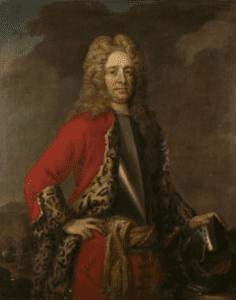 Portrait of Robert Hunter