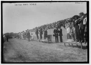 Belmont Park Grandstand on 6/14/1919