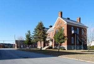 United States Oval Historic District in Plattsburgh courtesy Wikimedia user Marcbela