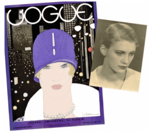 Vogue cover March 15 1927