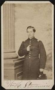 William H Stevenson courtesy Library of Congress