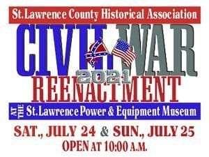 2021 Annual Civil War Reenactment Weekend