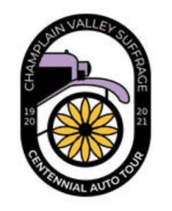 Champlain Valley Suffrage Centennial Auto Tour