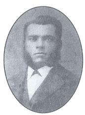 Isaac Johnson as a Young Man