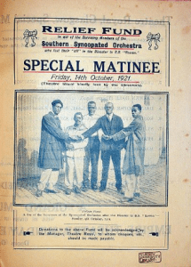 Relief Fund in aid of the surviving members of the SSO