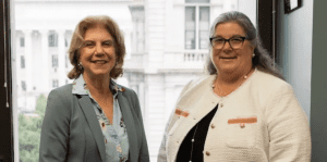 Senator Shelley B Mayer and Assemblymember Carrie Woerner