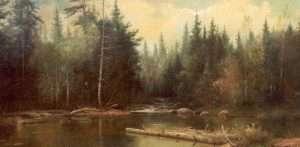 Beauregard - Swamp on the Poestenkill (Courtesy Warren Broderick)