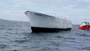 Big Time vessel added to Fire Island Artificial Reef