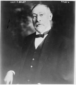 George C. Boldt courtesy Library of Congress