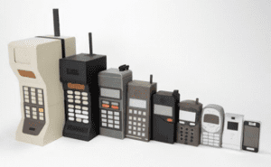 Local Cell Phone History
