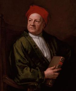 Portrait of Jacob Tonson