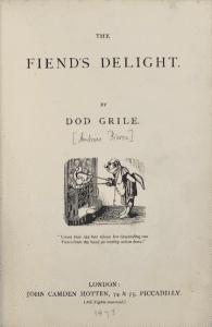 The Fiends Delight