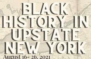 black history in upstate new york