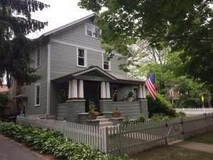 168 East Avenue, Saratoga