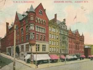 Albany YMCA Later Stuben Athletic Club