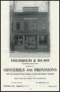 Diedrich and Bush 1913