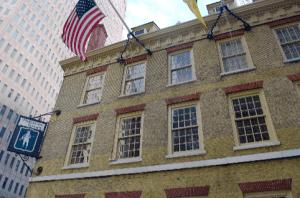 Fraunces Tavern in New York City