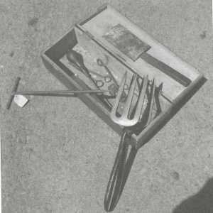 Hop Sampling Kit courtesy Albert Bullard