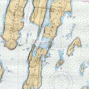 Lake Champlain map courtesy Whallonsburg Grange