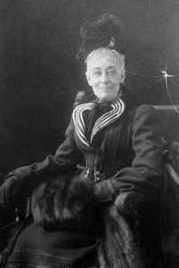 Margaret Olivia Slocum Sage (Mrs Russell Sage)