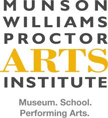 Munson-Williams-Proctor Arts Institute logo