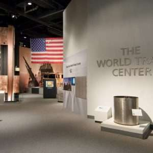 New York State Museum World Trade Center Collection