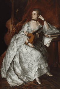 Portrait of Anne Ford