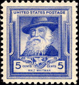Postal series of Famous Americans