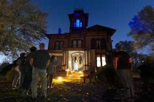 Spirits Of The Past at Genesee Country Village & Museum