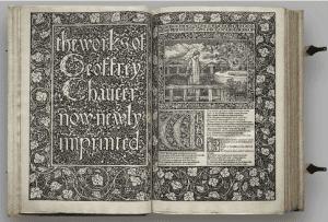 The Kelmscott Chaucer