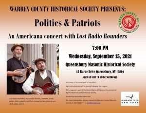 Politics and Patriots