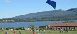 Kites Over The Hudson