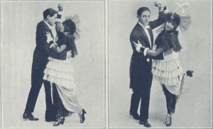 steps from the tango