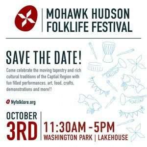 Mohawk Hudson Folklife Festival