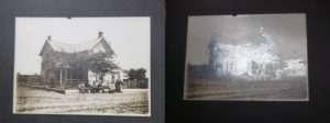 100+ year old gelatin silver print