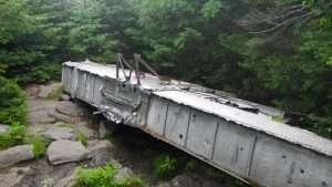 B-24 Bomber Crash on Camel Hump Mountain