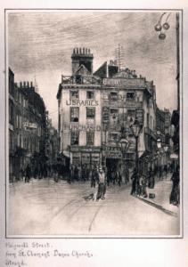 Holywell and Wych Street