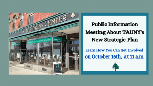 TAUNY Public Information Meeting