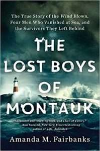 Lost Boys of Montauk - Wreck of the Wind Blown off Long Island