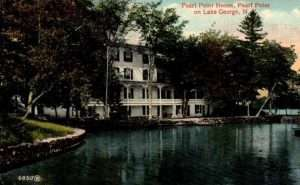 Pearl Point House on Lake George